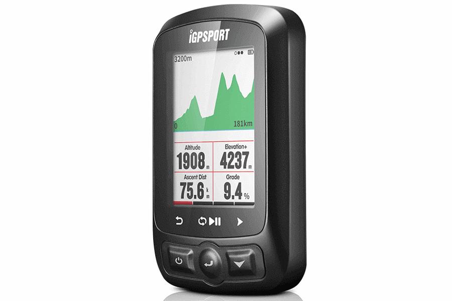 Chinese GPS Fiets Computer/ Fietsnavigatie (Veel goedkoper dan Garmin Edge)!