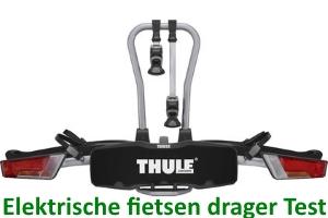 Verwonderend Fietsendrager elektrische fietsen Test, De beste met laag gewicht YS-05