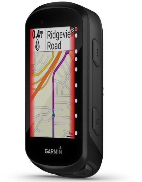 De Garmin 530 met navigatie