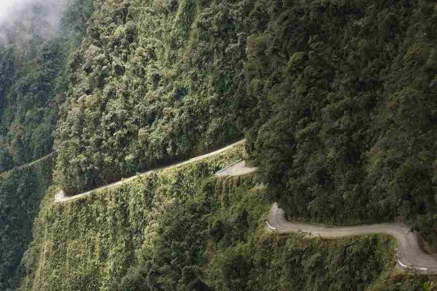 death road boliva