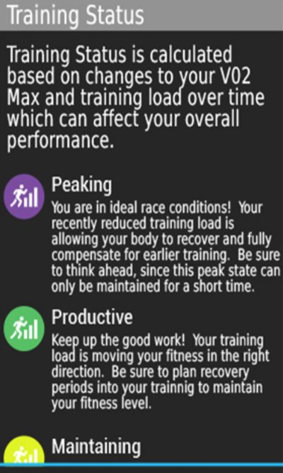 trainingload