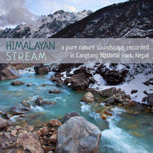 Nature Sounds Download - 'Himalayan Stream' album cover