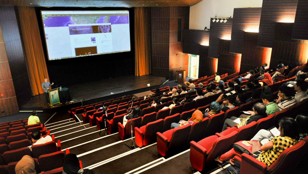 'Listen to Nature's Voice' Presentations 2015