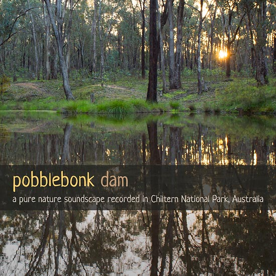 Pobblebonk Dam - Nature Soundscape Album