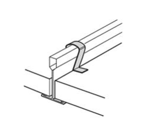 USG Donn Brand Suspension Systems Variable Hold-Down Clip - V15