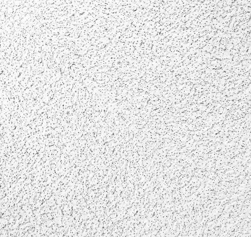 3/4 in x 2 ft x 2 ft USG Aspen Basic Acoustical Shadowline Tapered Panel / White - 650