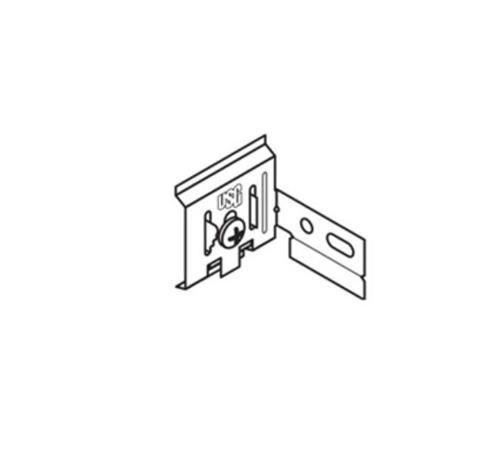 USG Compasso Elite Galvanized Attachment Clip - CPALAC1