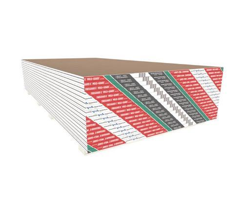 5/8 in x 4 ft x 10 ft GP ToughRock Fireguard Type X Mold-Guard Gypsum Board