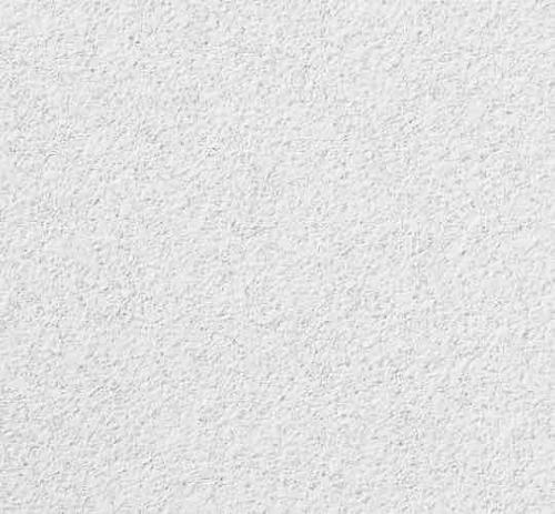 1 in x 2 ft x 4 ft USG Mars High-NRC Acoustical Square Edge Panel / White - 89137