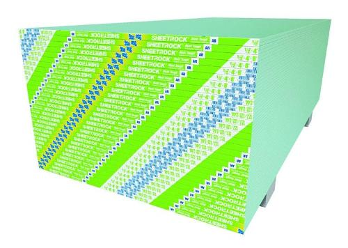 5/8 in x 4 ft x 12 ft USG Mold Tough Fire Rated Drywall