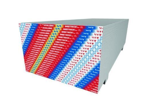 5/8 in x 4 ft x 12 ft USG Sheetrock Lightweight Type X Fire Rated Gypsum Panels