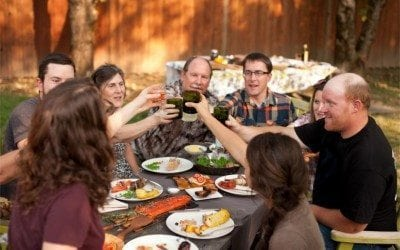 Holiday Traditions: Sharing Meals and Making Memories