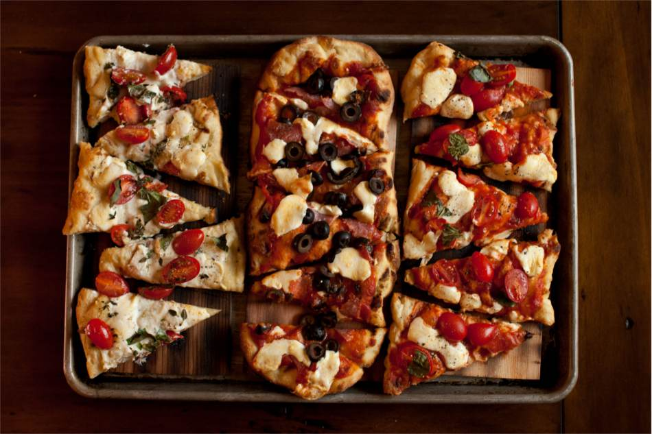 Cedar Planked Pizza Recipe