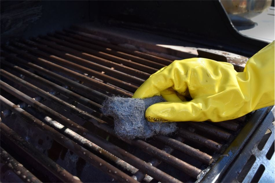 4 Tips to Reduce Grill Cleaning Time