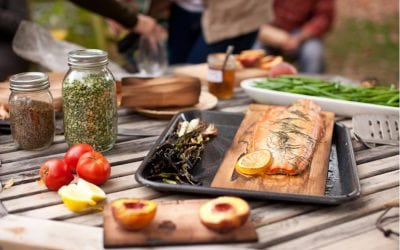 Grilling Season Kick-Off: Copper River Salmon Runs & Memorial Day