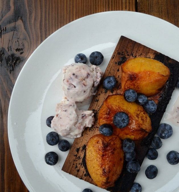 Wildwood Grilling brings back Peach Dessert for one Night only as Festival at Sandpoint Fundraiser