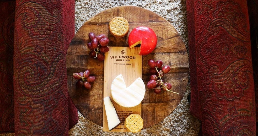 How to Make the Perfect Cheese & Charcuterie Platter on a Cedar Plank