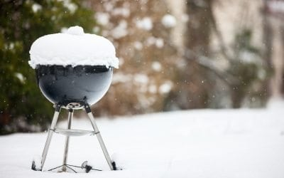 Grilling in Winter