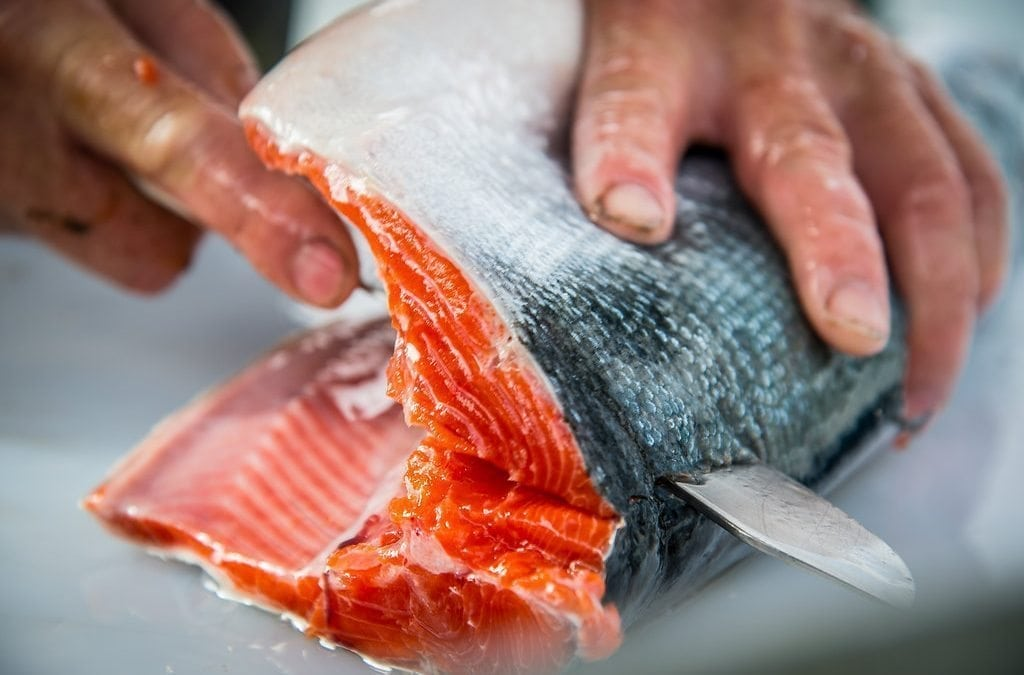 Copper River Salmon: Celebrating Summer's First Fish