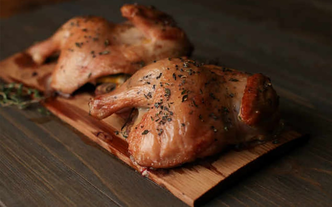 Can You Cook Chicken on Cedar Planks?
