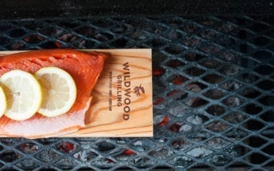 Why Cook Salmon on a Cedar Plank?