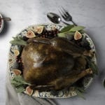 Our Best Pellet Smoked Turkey
