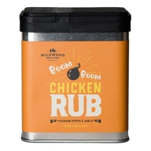 Boom Boom Chicken Spice Rub