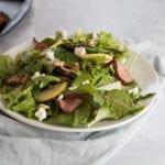 American Jerk Steak Salad