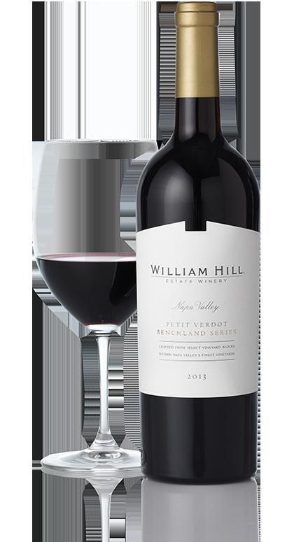 William Hill Estate Winemaker's Series 2014 Petit Verdot