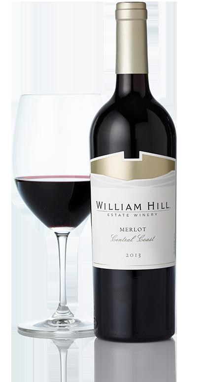 William Hill Estate Central Coast Merlot