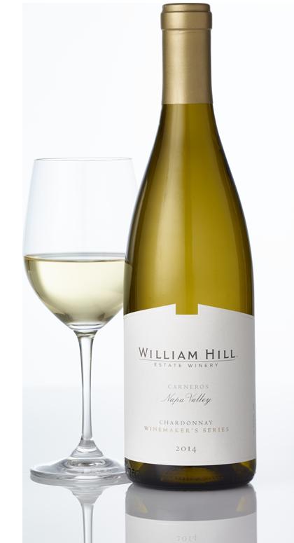 William Hill Estate Winemaker's Series Carneros Chardonnay