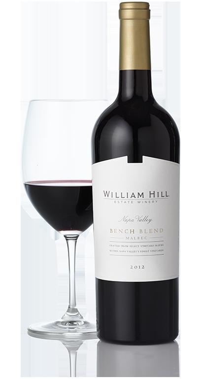William Hill Estate Winemaker's Bench Blend Malbec