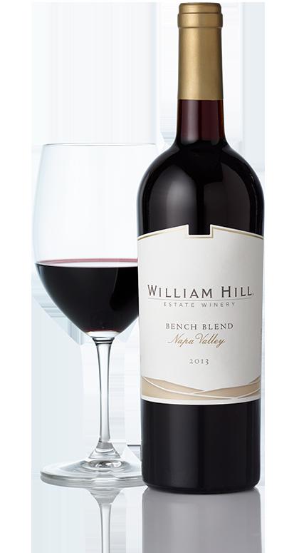 William Hill Estate Napa Valley Bench Blend