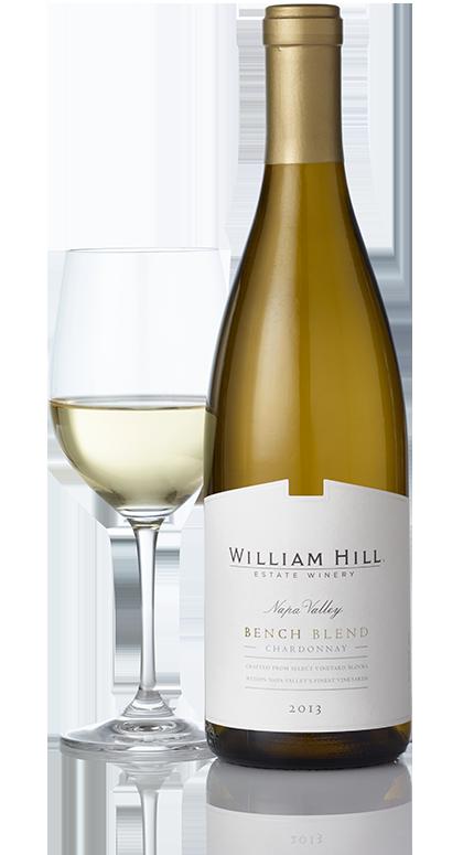 William Hill Estate Bench Blend Chardonnay