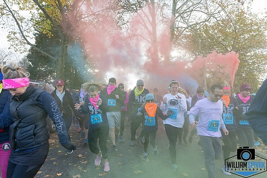 2018 Chester County 5K Color Run