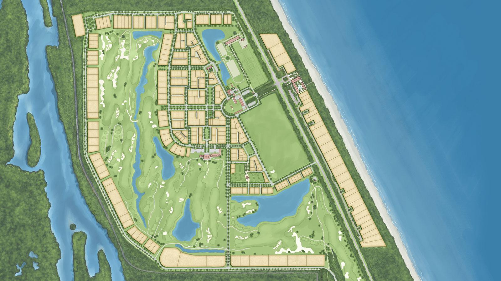 Windsor Florida Site Plan