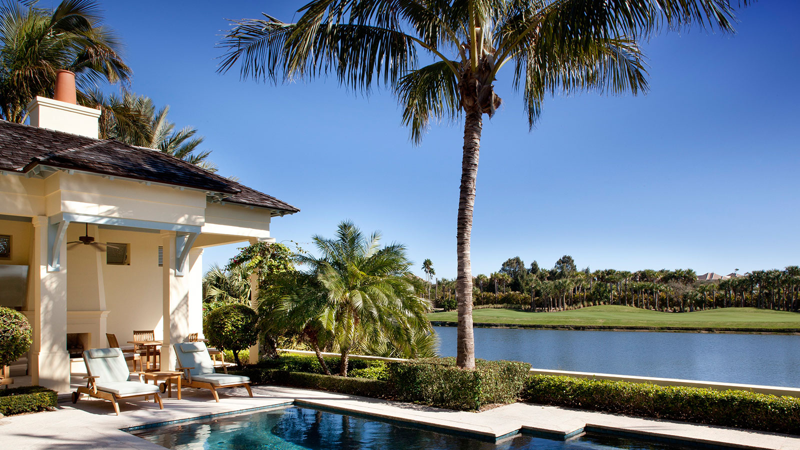 Windsor, Luxury Golf Course Real Estate, Vero Beach, Florida