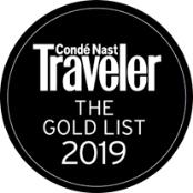 Condé Nast Traveler The Gold List 2019