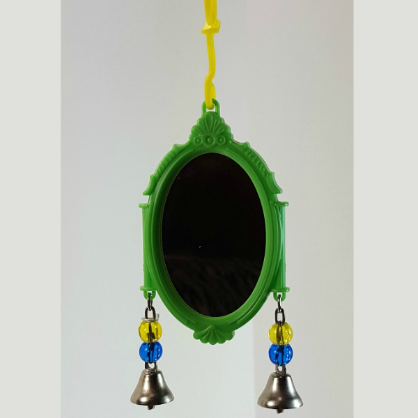 JW Pet Activitoy for Small Birds - Fancy Mirror