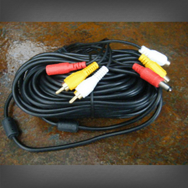 Backyard Birdhouse 50 Ft Extension Cable for Night Owl Cameras