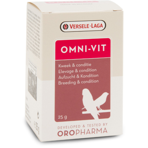 Versele-Laga Omni-Vit Top Condition & Better Breeding 7oz
