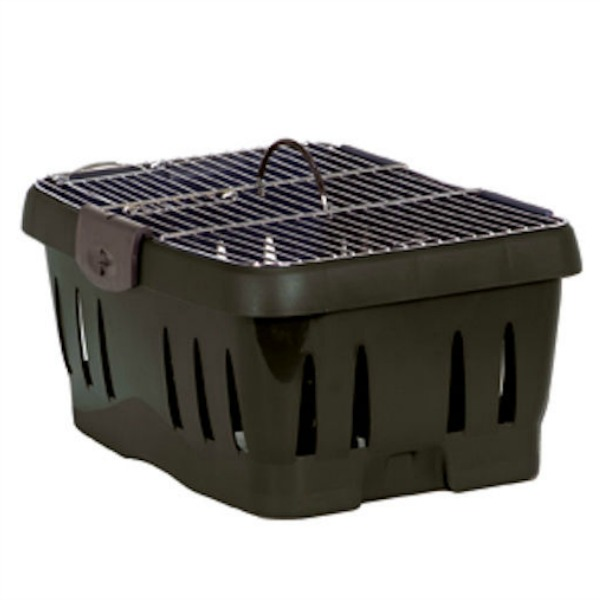 Airline Underseat Travel Carrier for Small to Medium Parrots, Animals