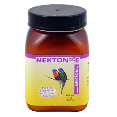 Nekton E Vitamin E for Birds and Parrots 140 g (5.0 oz)