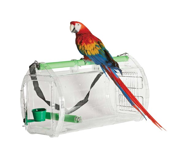 Caitec Large Macaw Carrier for Travel 17x30