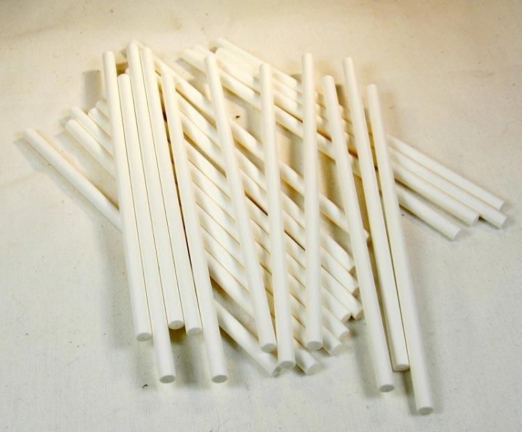 Chewy Lolly Stix Paper Sticks for Bird Toys 25 pc Medium