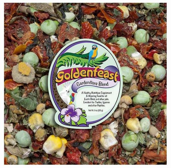Goldenfeast Gardenflora Gourmet Bird Treat 23 oz (652 G)