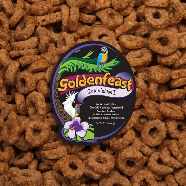 Goldenfeast Goldn'obles I Peanut Free Corn Free 53 Oz (1.50 kg)