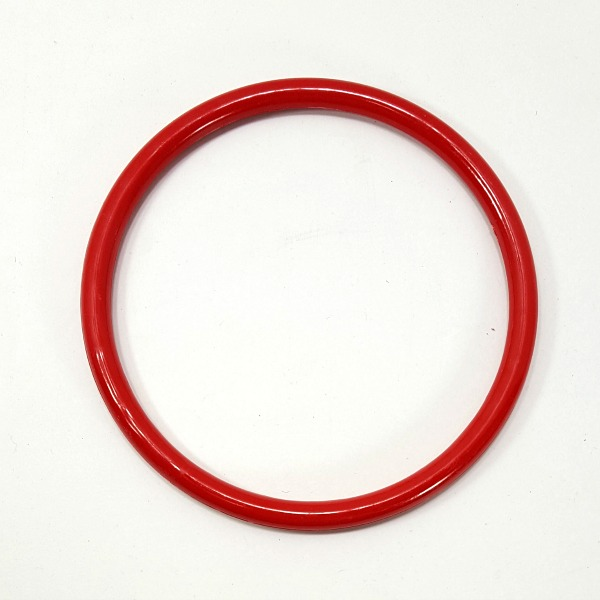 "Marbella Style Ring for Bird Toys Crafts 6"" Red 1 pc"