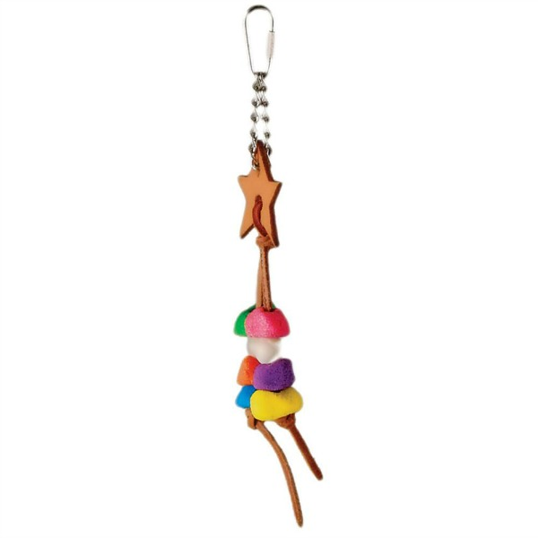 Cosmic Crunch Calcium Chewable Bird Toy by Prevue Pet - Venus