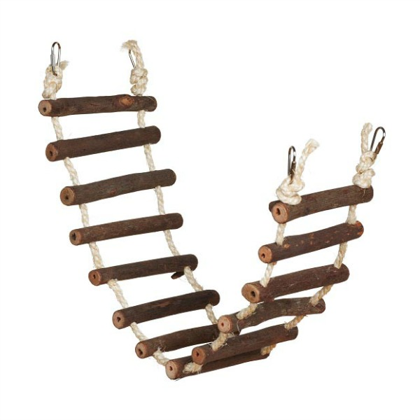Rope Ladder from Prevue Bird Cage Naturals Large